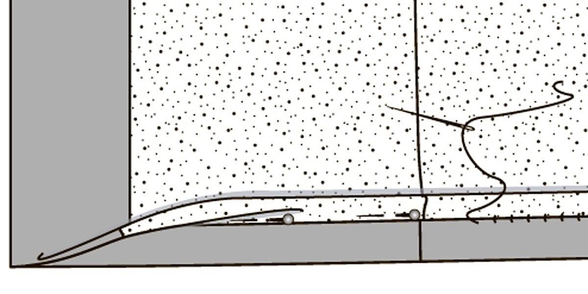 Азы шитья: общие правила как пришить подкладку кжакету или пальто