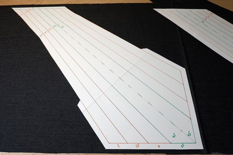 Семь причин длялюбви: галстук «seven folds» своими руками