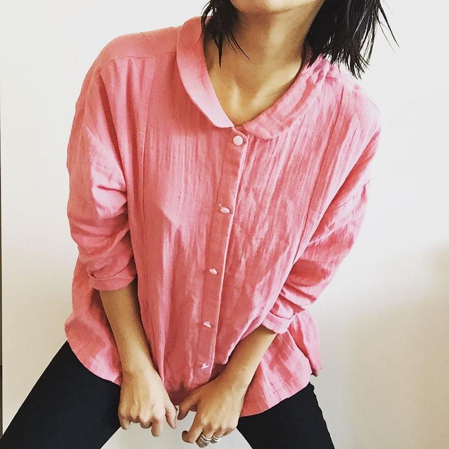 Одежда сяпонским характером: швейный instagram недели