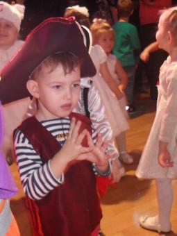 Работа с названием Новогодний костюм Пират