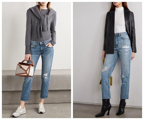 Модные джинсы весны 2020: 5 трендов