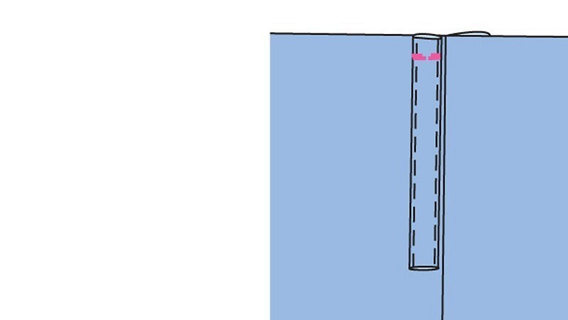 Простые детали: как выполнить шлёвки