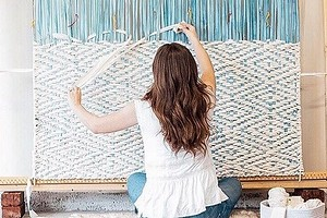 Искусство из волокон и нитей: рукодельный instagram недели