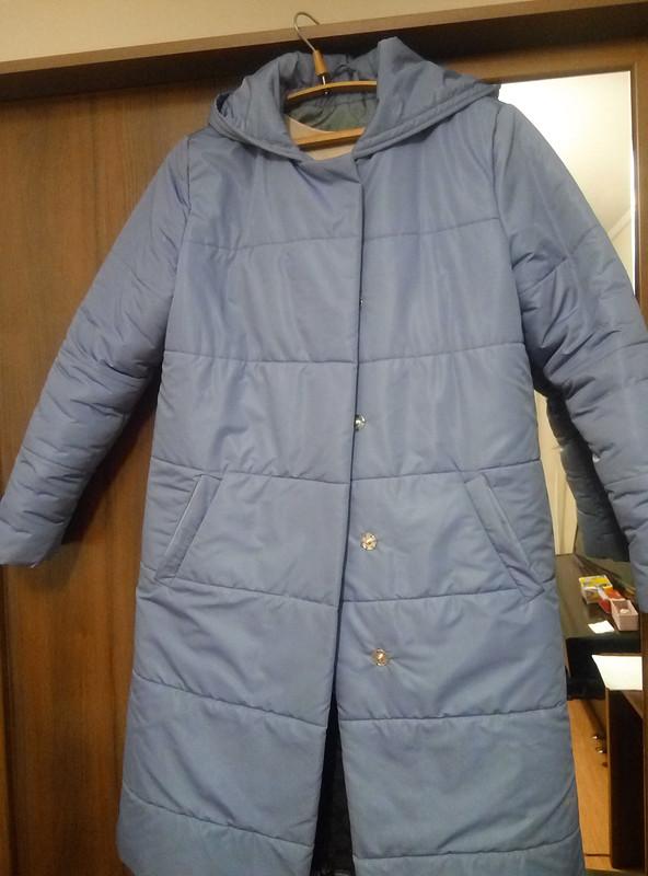 Удобное стеганое пальто