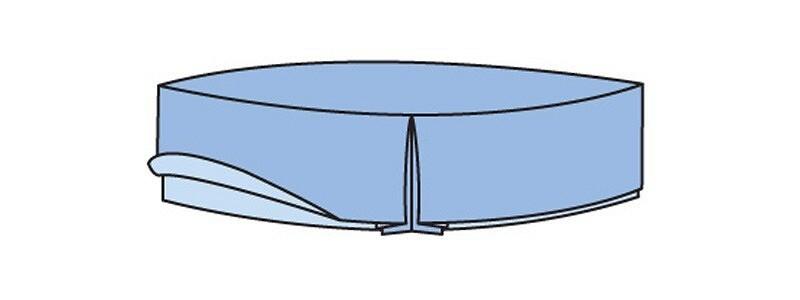 Простые детали: как выполнить широкие манжеты нарезинке
