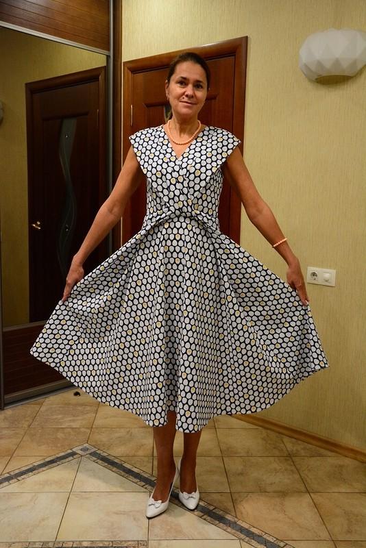 Платье «Хватит откладывать, пора высиживать!»