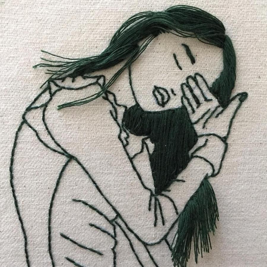 Язык тела как средство выражения настроения: рукодельный instagram недели