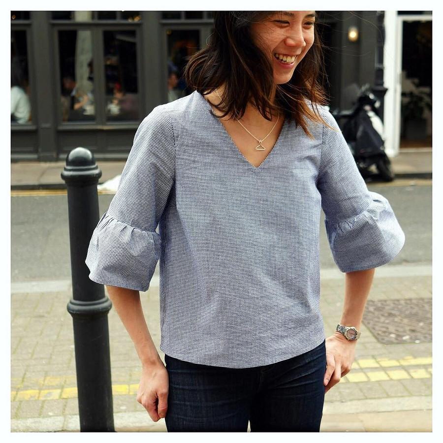 Устойчивая мода — это необязательно дорого: швейный instagram недели