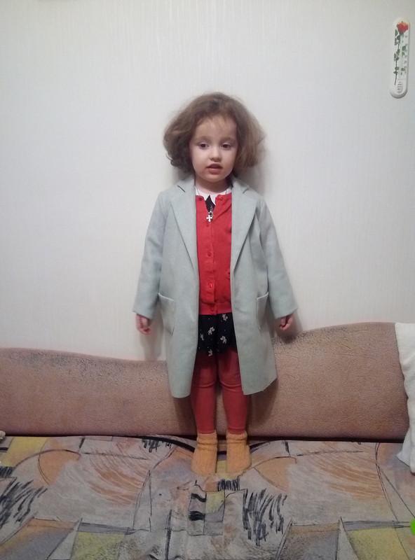 Пальто длямаленькой леди от nightingale
