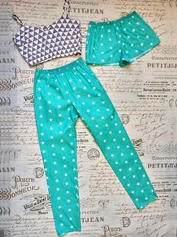 Работа с названием Хлопковая пижама