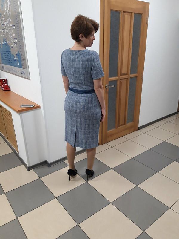 Платье встиле Шанель от yuliy-shaposhnikova