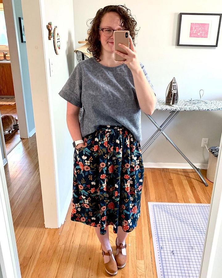 Мне жутко надоело видеть вмагазинах одно ито же: швейный instagram недели