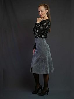 Работа с названием Ещё раз юбка из декабрьского