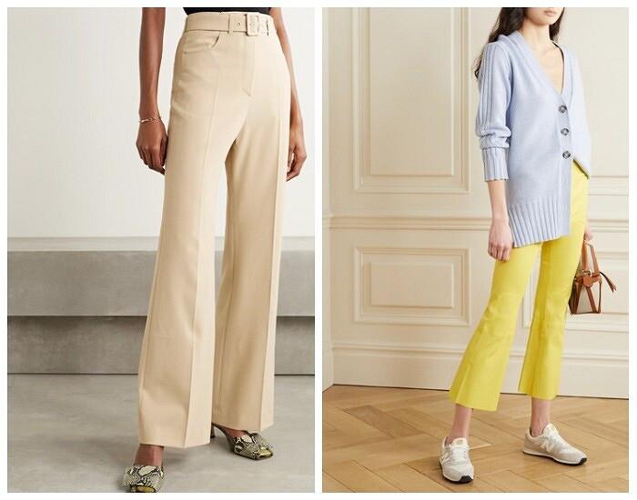 Какие брюки будут вмоде весной илетом-2020: 7 трендов