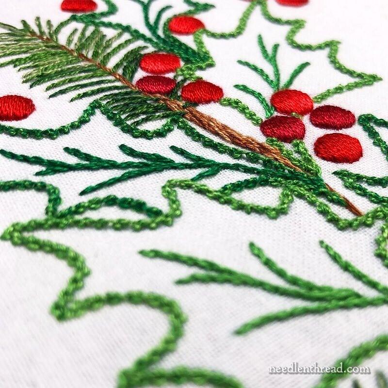 Вышивка — одно изсамых красивых визуальных искусств: рукодельный instagram недели