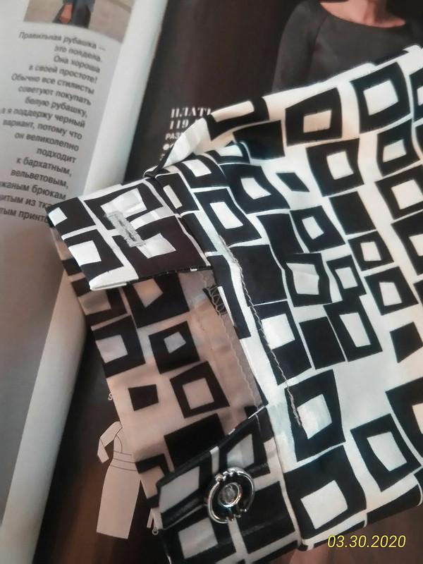 Пополнение гардероба: блузки от Галина