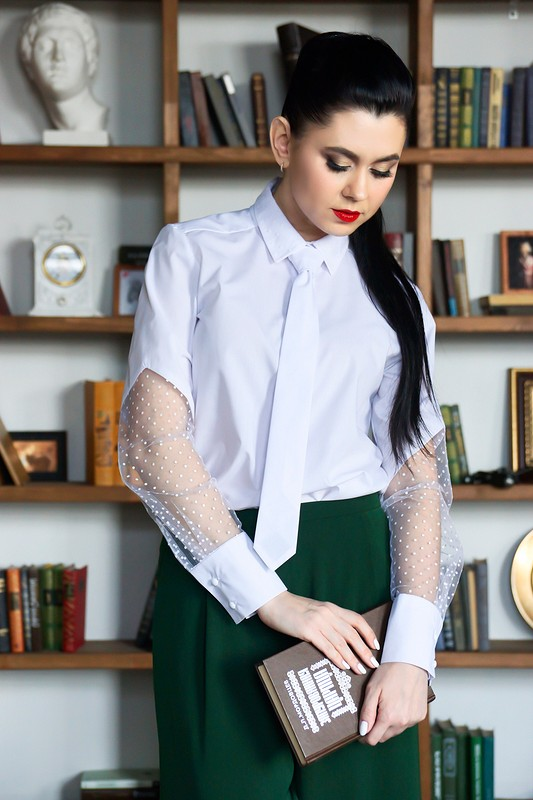 Рубашка игалстук