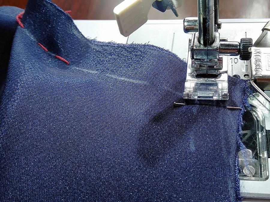 Шьем платье своланами повыкройке Burda: пошаговый мастер-класс