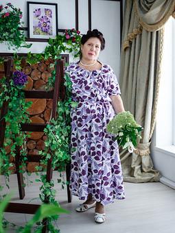 Работа с названием Платье для мамы!