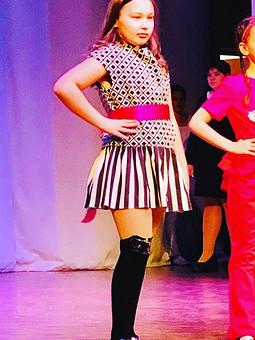 Работа с названием Платье Барби для участия в фестивале