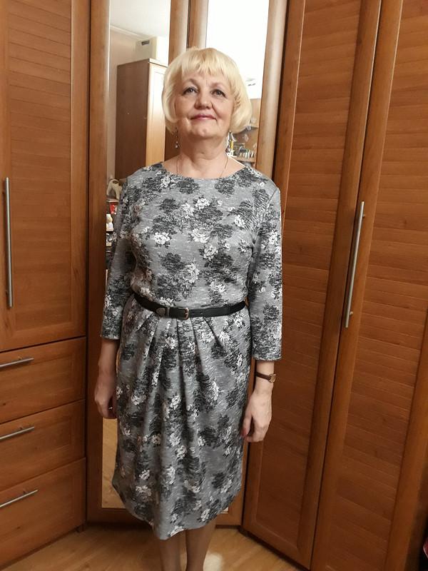 Платье, или Мой «тюльпан» к8 Марта