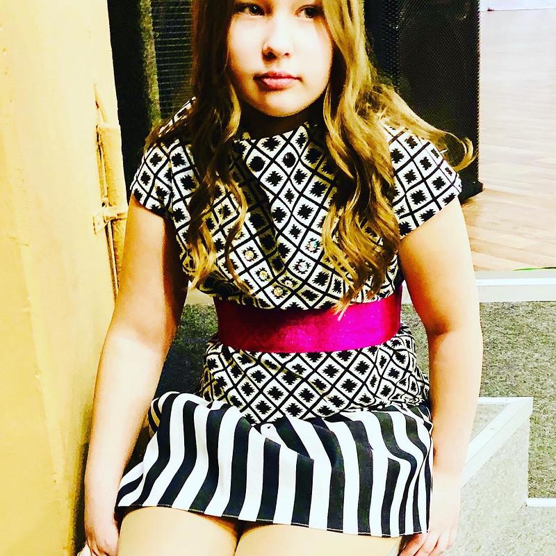 Платье Барби дляучастия вфестивале от Pauline