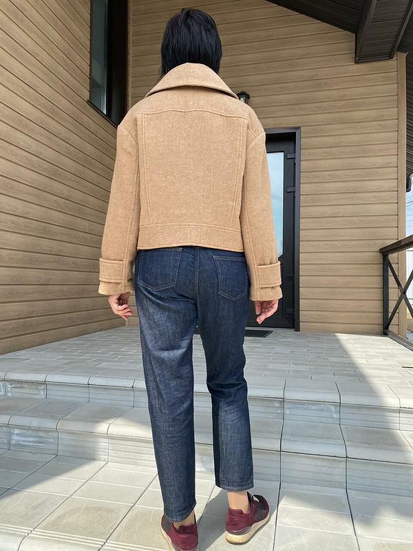 Куртка изфланели