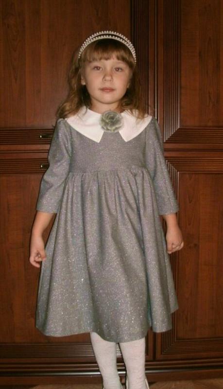 Твидовое платье от Pauline