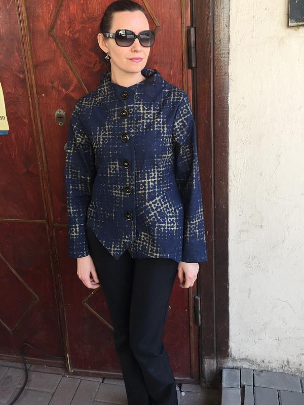 Жакет Katherin Tilton B6106 от TanjaF