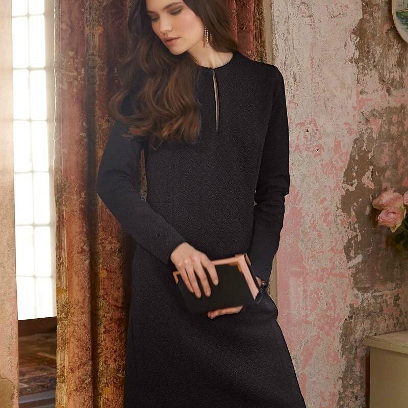 Чистые линии: 20 выкроек платьев вминималистичном стиле