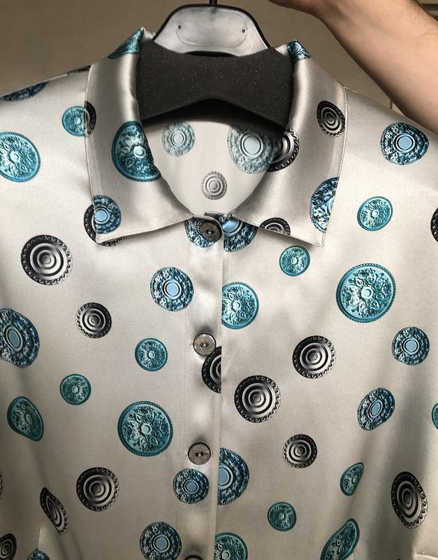 Блузка от Nadevda