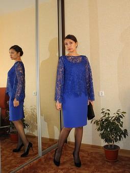Работа с названием Платье 129 №06/2012