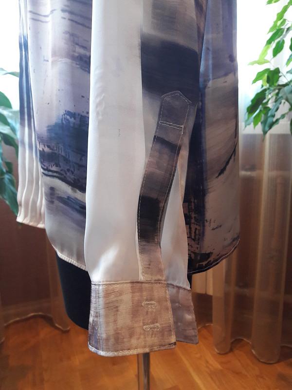 Блузка подо всё от Larisa-Sl