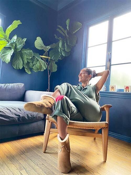 Стиль + комфорт: 5 несамых банальных образов длядома