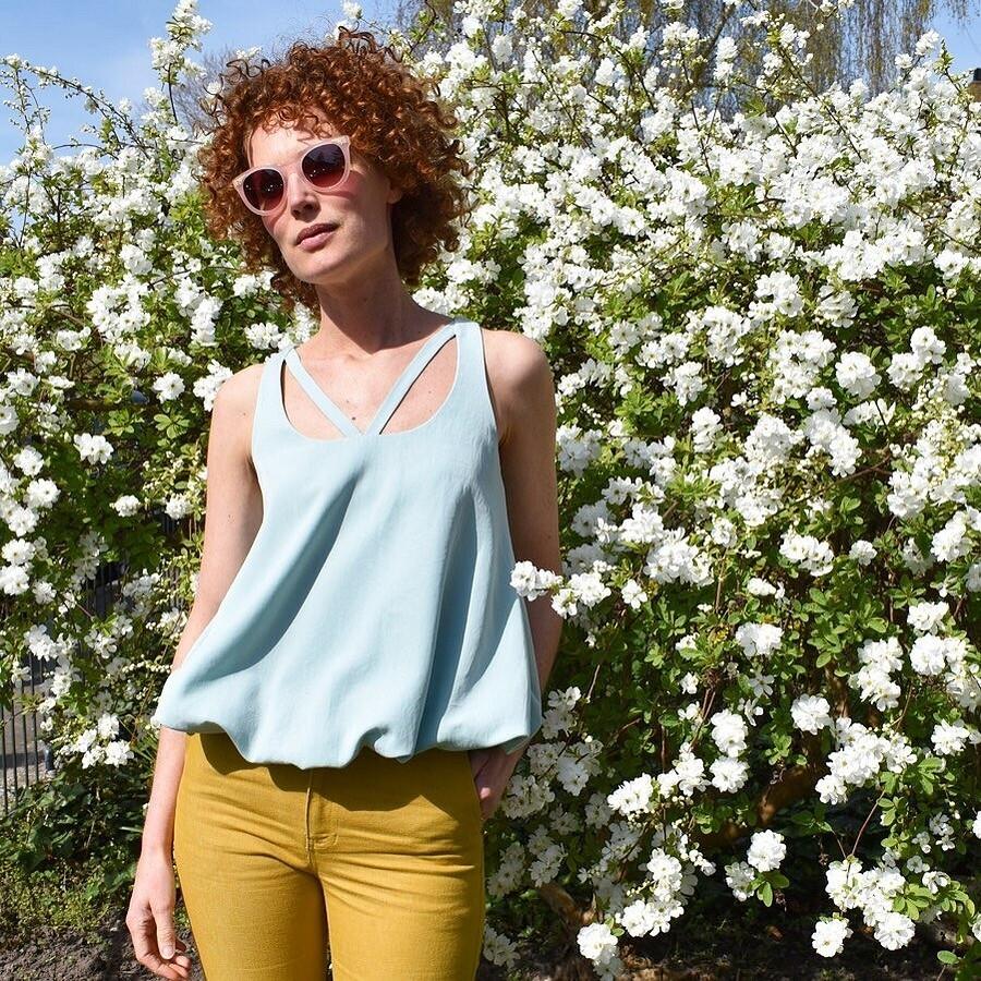 Великолепно изнутри иснаружи: швейный instagram недели
