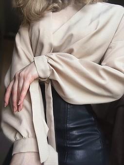 Работа с названием Блуза Cream