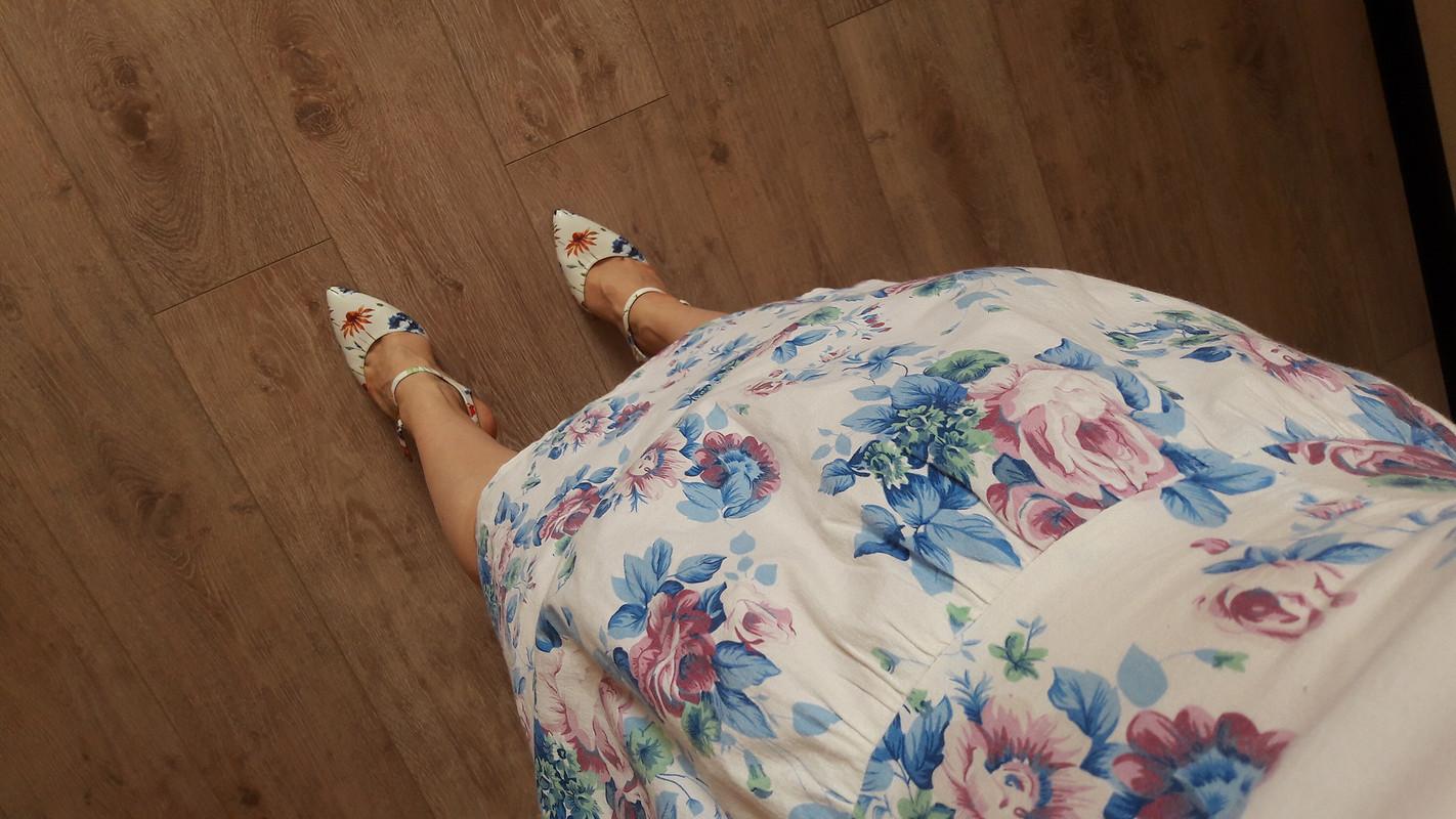 Платье «Нежный цветок»