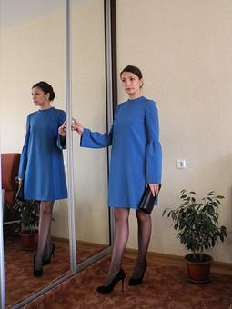 Работа с названием Платье 120 № 12/2015