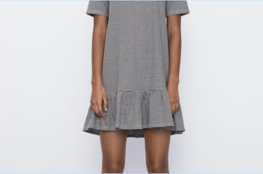 Платье «Реплика Zara»