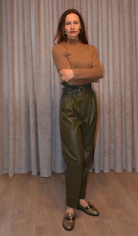 Водолазка-пуловер от Alena255