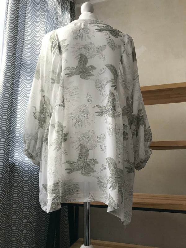 Блуза изшифона