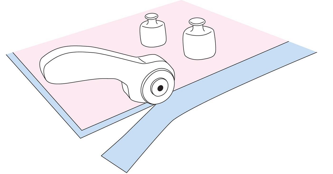 Азы шитья: основные правила работы стрикотажем