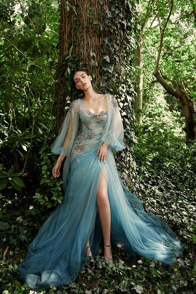 Лесная волшебница: коллекция весна-лето'20 отMarchesa