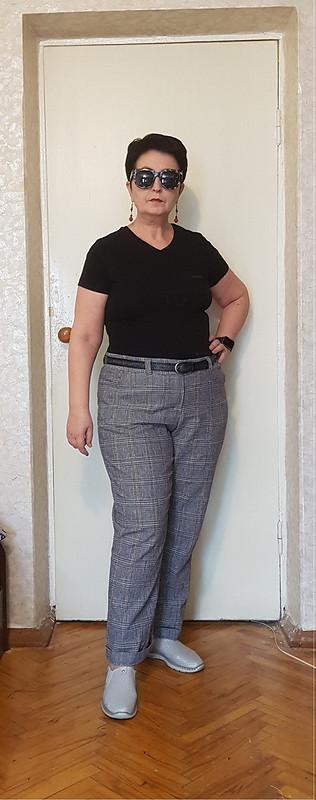 Просто брюки