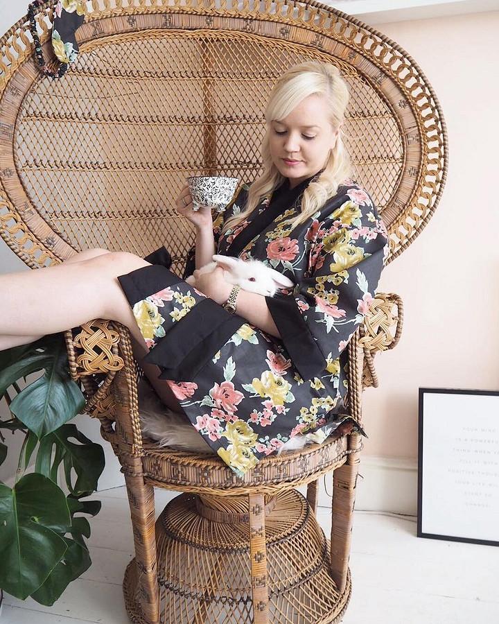 Шитьё помогает больше любить себя: швейный instagram недели