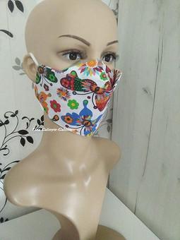 Работа с названием Защитные маски для лица