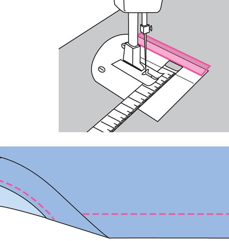 Лайфхак: как спомощью скотча выполнить подгибку низа изделия