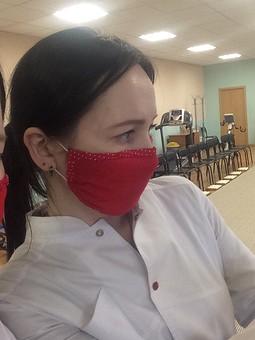 Работа с названием Мои маски
