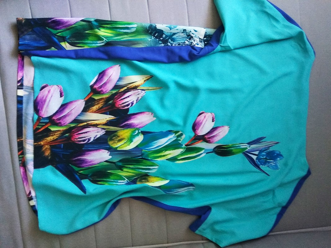 Блузка «Остатки сладки»