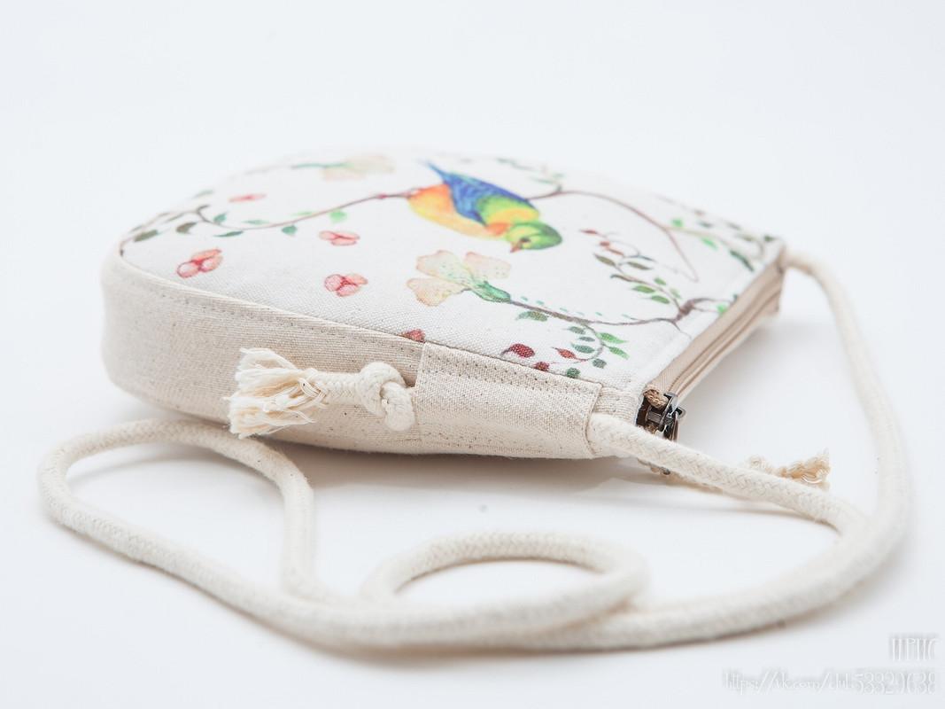 Льняная сумка от Irinka